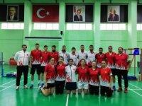 Badminton'da hedef Olimpiyatlar