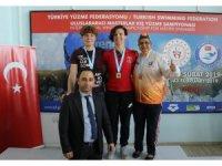 Edirne, Uluslararası Masterlar Kış Yüzme Şampiyonası'na ev sahipliği yapıyor
