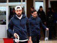 Sivasspor, Kasımpaşa maçı için İstanbul'a gitti