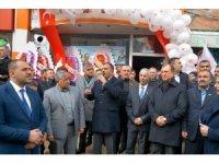 BBP, Yıldızeli'nde seçim bürosu açtı