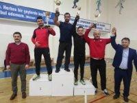 Umurbey Güreş Takımı şampiyon oldu