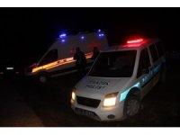Çanakkale'de dereye uçtuğu iddia edilen araç için çalışma başlatıldı