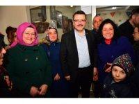 Başkan Genç, kadın seçmenlere seslendi