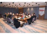 TÜRSAB Yönetim kurulu Trabzon'da toplandı