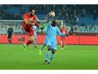 Ziraat Türkiye Kupası: Trabzonspor: 0 - Umraniyespor: 0 (Maç sonucu)