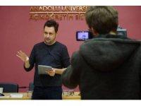 Trakya Üniversitesi Öğretim Görevlisi Dr. Okan Aksu'dan Anadolu Üniversitesinde seminer