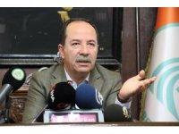 Edirne Belediye Başkanı Gürkan 'Yenilikçi Hizmetler, Vizyon Projeler' kitapçığını tanıttı