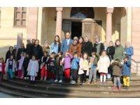 Biga'da 'Altın Günü Yerine Kütüphane Günü' projesi