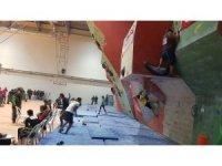 Küçükler - Gençler spor tırmanış yarışmasının 2. Ayağı Sakarya'da yapılacak