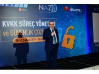 Kişisel verilerin korunması ve güvenlik çözümlerini konuşmak için Trabzon'da buluştular