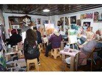 Çivitçioğlu Medresesi Sanat Merkezinde geleneksel sanatlara yolculuk