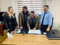 'Hijyenik Süt Üretiminde Kaliteye Giden Yol' projesi imzaları atıldı