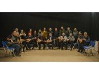 Çankırı'da THM Korosu eğitimleri
