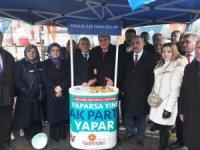 Başkan Öztürk, AK Parti Erenler İlçe Teşkilatını ziyaret etti