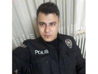 Dostunu rehin alan adam polisi şehit etti
