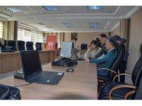 DAKA desteğiyle Hakkari İl Özel İdaresi personeline Netcad eğitimi