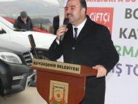 Bozova'da katı atık aktarma istasyonu hizmete sunuldu
