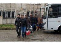 Samsun'da FETÖ'den 5 komiser yardımcısı tutuklandı