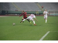 TFF 1. Lig: Tetiş Yapı Elazığspor: 1 - Gençlerbirliği: 2