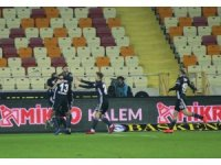 Spor Toto Süper Lig: E. Yeni Malatyaspor: 1 - Beşiktaş: 2 (Maç sonucu)