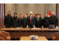 Başkan Kamil Saraçoğlu: Kapımız herkese açık