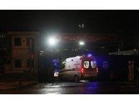 Metris Cezaevinde yangın paniği