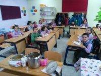 Öğrencilere ''Çorba günü etkinliği''