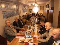 Trabzonspor İstişare Kurulu'nu oluşturmak için bir araya geldiler