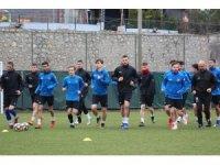 Karabükspor, Osmanlıspor maçı hazırlıklarını tamamladı