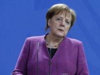 Merkel'den ABD'ye ulusal güvenlik mesajı!