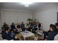 Başkan Bozkurt ev ziyaretlerine hız verdi