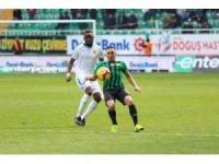 Spor Toto Süper Lig: Akhisarspor: 0 - MKE Ankaragücü: 0 (Maç sonucu)