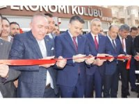 Bakan Pakdemirli, Aydın'da Ekonomi Kulubü'nün açılışını yaptı