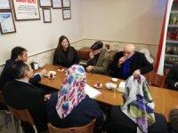 Ak Parti Avcılar Belediye Başkan Adayı Ulusoy'dan, esnaf ve ev ziyareti