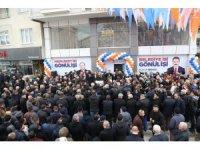 Başkan Eroğlu'dan yerel kalkınma hamlesi