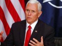 Pence'den AB ülkelerine İran uyarısı