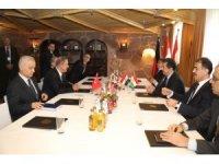 Savunma Bakanı Akar, IKBY Başbakan adayı Barzani ile görüştü