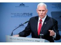 """ABD Başkan Yardımcısı Pence, Almanya'yı """"Kuzey Akım 2"""" hakkında uyardı"""