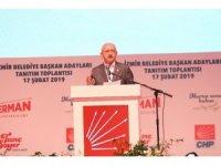 """Kılıçdaroğlu: """"Tarımda büyümeyi nasıl yapmak istiyorsanız Kocaoğlu'ndan ders alacaksınız"""""""
