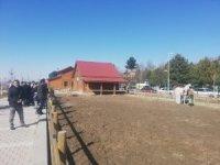 Güneşli havayı fırsat bilen Malatyalılar Tabiat Parkına koştu
