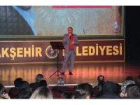 15 Temmuz Gazisi Hüseyin Öztürk, Akşehirli şiirseverlerle buluştu