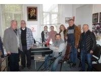 Ayvalık'ta engelli istihdamı projesi çalışmaları sürüyor