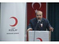 Kızılay'dan Hakkari'ye 8 milyon TL yatırım