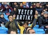 Spor Toto Süper Lig: Trabzonspor: 0 - Aytemiz Alanyaspor: 0 (İlk yarı)