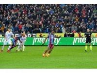 Spor Toto Süper Lig: Trabzonspor: 0 - Aytemiz Alanyaspor: 2 (Maç sonucu)