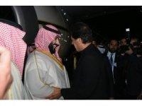 Suudi Veliaht Prens Bin Selman, Pakistan'da