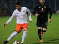 Spor Toto 1. Lig: Adanaspor: 1 - İstanbulspor: 1