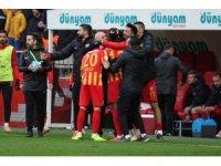 Kayserispor'un 8 maçlık serisi