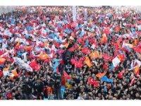 """Cumhurbaşkanı Erdoğan: """"Bu hamlemizle kazanan millet, kaybeden fırsatçılar oldu"""" (1)"""