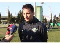 Akhisarspor, Galatasaray maçı hazırlıklarına başladı